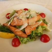 Салат «Цезарь рыбный» / Salad « Fish Caesar»