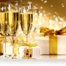 Встреча Нового года в ресторане Думка