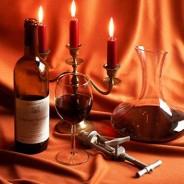 Дегустация калифорнийских вин в ресторане Думка