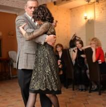 Танцевально-гастрономические вечера для ценителей душевного отдыха